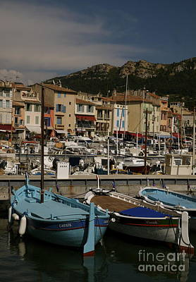 Photograph - Port De Cassis by Louise Fahy
