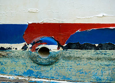 Photograph - Port Hole 2 by Amy Fearn