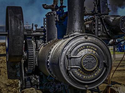 Keck Photograph - Port Huron Engine And Threshing Company by F Leblanc