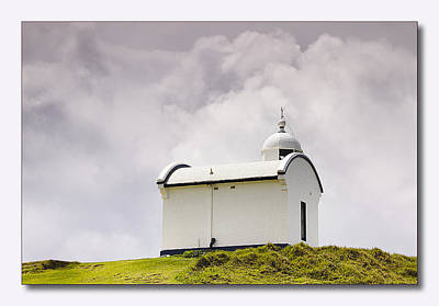 Port Macquarie Nsw Light House 01 Art Print by Kevin Chippindall