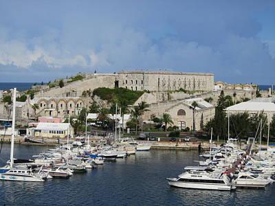 Photograph - Port Of Bermuda by Aaron Martens