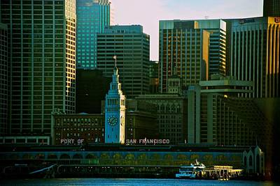 Photograph - Port Of San Francisco by Eric Tressler
