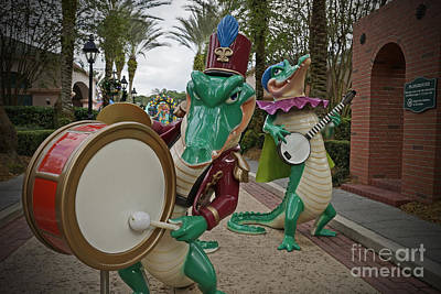 Photograph - Port Orleans by AK Photography