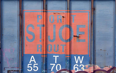 Photograph - Port St. Joe Route by Joseph C Hinson Photography