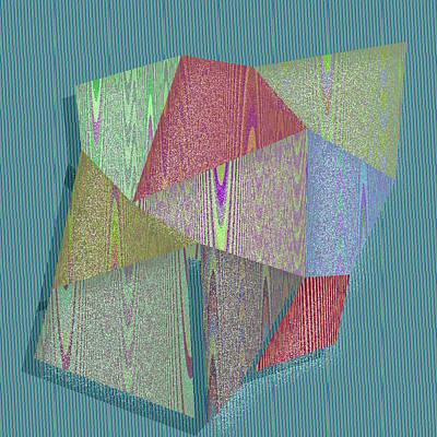Textures Digital Art - Port St. Lucie by Gareth Lewis
