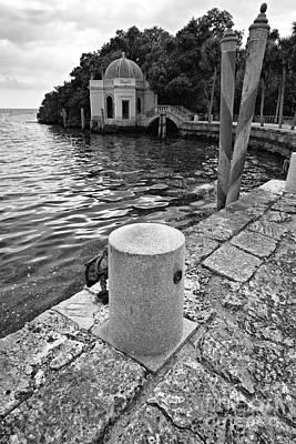 Poster Photograph - Port Vizcaya by Eyzen Medina