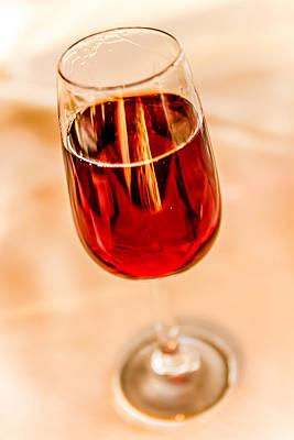 Vino Photograph - Port Wine by April Reppucci