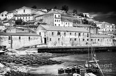 Photograph - Port Wine Factories by John Rizzuto