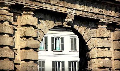 Amy Hamilton Animal Collage - Porta Romana Arc by Valentino Visentini