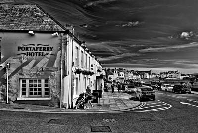 Portaferry Art Print
