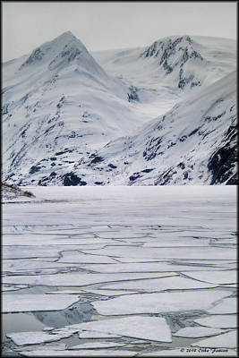 Photograph - Portage Lake by Erika Fawcett