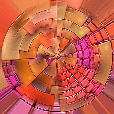 Digital Art - Portal 4 by Wendy J St Christopher