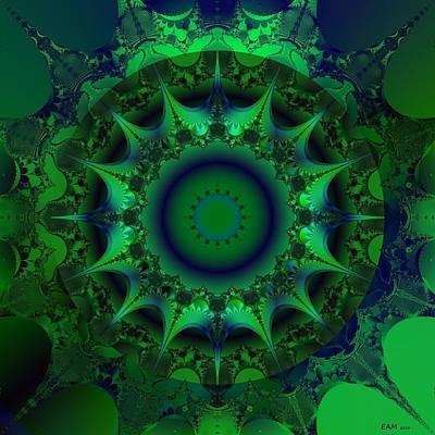 Portal Print by Elizabeth McTaggart