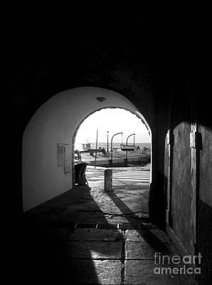 Photograph - Adriatic Scene by Nina Ficur Feenan