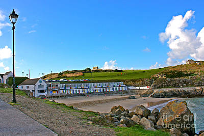 Photograph - Porthgwidden Beach St Ives by Terri Waters