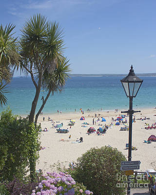 Photograph - Porthminster Cornwall by Terri Waters
