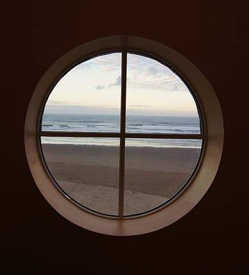 Photograph - Porthole by Angi Parks