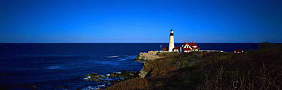 Portland Head Light Panoramic View Original