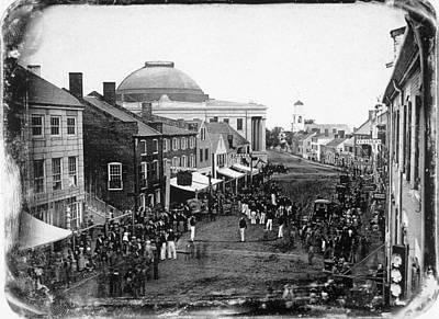 Photograph - Portland, Maine, 1848 by Granger