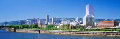 Portland Oregon Usa Art Print