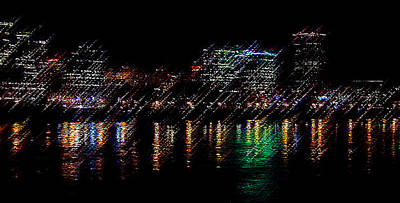 Photograph - Portland by Steven Loyd
