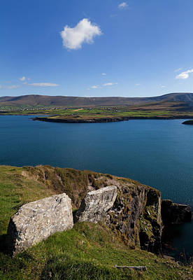 Portmagee Wall Art - Photograph - Portmagee And Surrounds, From Valencia by Panoramic Images