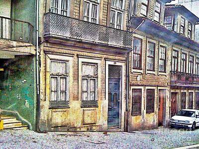 Photograph - Porto-237 by Rezzan Erguvan-Onal