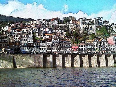 Photograph - Porto-247 by Rezzan Erguvan-Onal