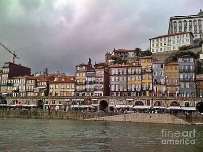 Photograph - Porto-248 by Rezzan Erguvan-Onal