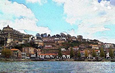 Photograph - Porto-249 by Rezzan Erguvan-Onal