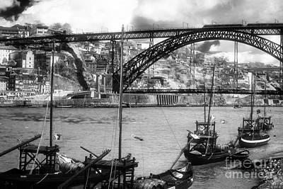Photograph - Porto History by John Rizzuto