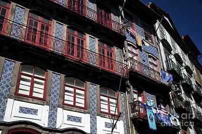 Photograph - Porto Living by John Rizzuto