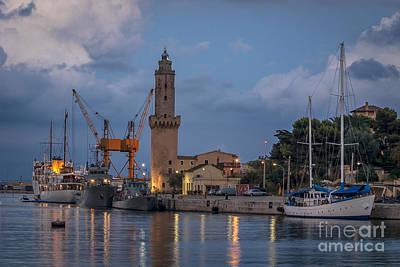 Photograph - Porto Pi Lighthouse by Pablo Avanzini