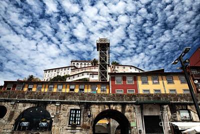 Photograph - Porto Sky by John Rizzuto