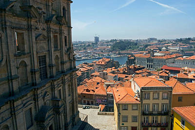 Portugal Photograph - Porto View by Susan  Degginger