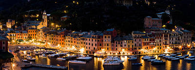 Photograph - Portofino Evening by Carl Amoth