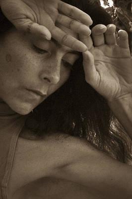 Photograph - Portrait 6 by Catherine Sobredo
