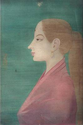 Painting - Portrait by Tulsidas Tilwe