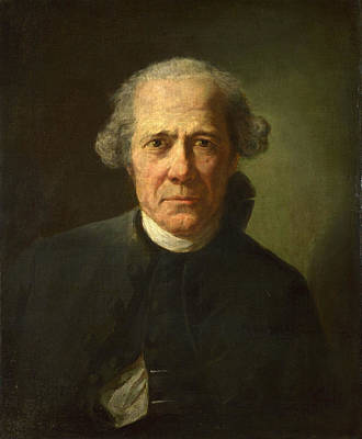 Painting - Portrait Of A Man by Joseph Ducreux