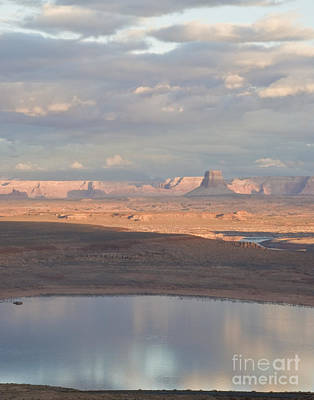 Photograph - Portrait Of A Mesa by Kate Sumners