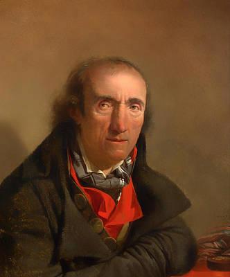 Portrait Of A Revolutionary Art Print