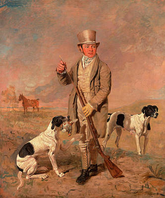 Portrait Of A Sportsman, Possibly Richard Prince Supposed Art Print