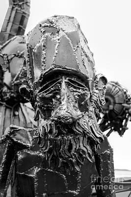 Photograph - Portrait Of Beardy by Rick Kuperberg Sr