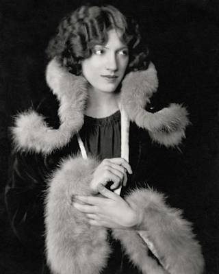 1920s Fashion Photograph - Portrait Of Helen Menken by Nickolas Muray