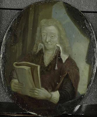 Van Halen Drawing - Portrait Of Jan Six, Poet And Burgomaster Of Amsterdam by Litz Collection
