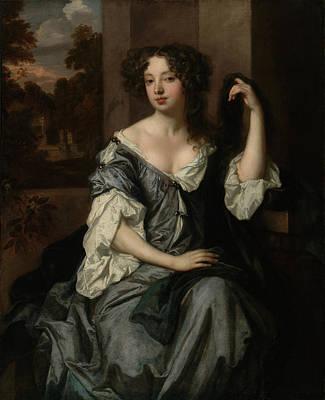 Duchess Painting - Portrait Of Louise De Keroualle, Duchess Of Portsmouth by Litz Collection