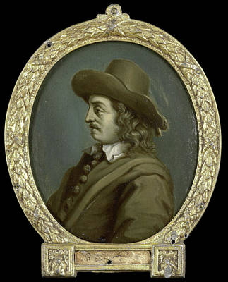 Van Halen Drawing - Portrait Of Matthys Van De Merwede, Lord Of Clootwyck by Litz Collection