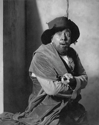 Otis Photograph - Portrait Of Otis Skinner In Costume by Edward Steichen