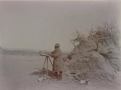 Stein Photograph - Portrait Of Stein by British Library