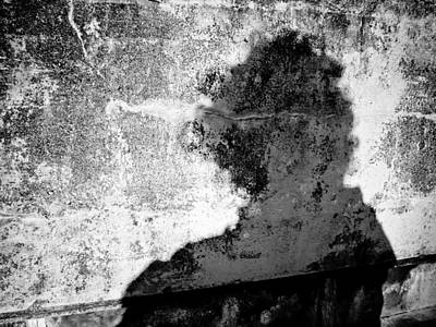 Photograph - Portrait Of The Artist As Shadow 6 by Ronda Broatch